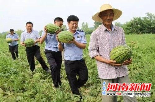 光山县驻村第一书记