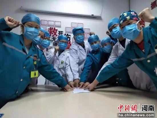 河南�r工�h(dang)�t�o成�T宣(xuan)誓��(zhan)疫情