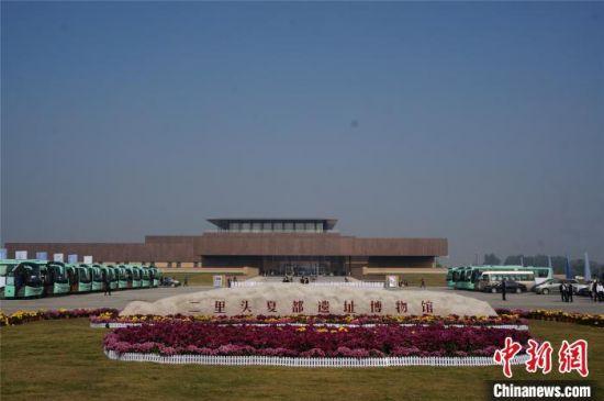 """河南晒博物馆""""家底"""":348家博物馆年接待观众超7000万人次"""