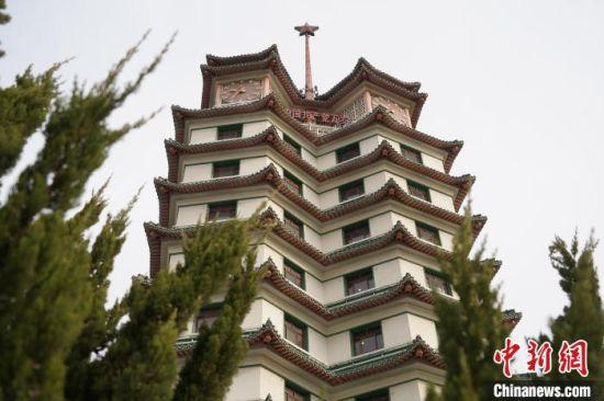 图为郑州二七纪念馆。 阚力 摄