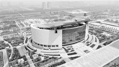 郑州博物馆新馆时尚大气
