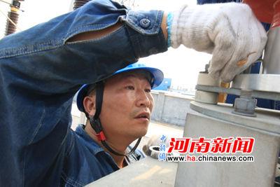 辉县市供电公司程本国:做一名合格的电网卫士