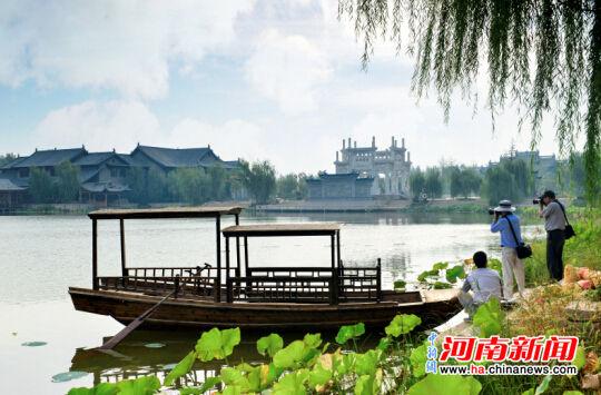 国庆期间朱仙镇启封故园持开封市旅游年票可免费