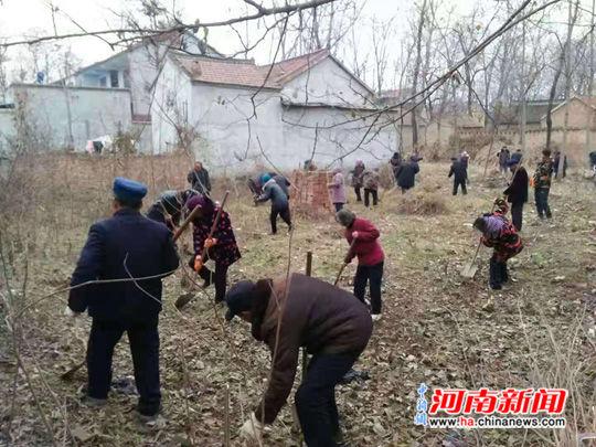 [中新网]老子故里农村人居环境冬季集中整治如火如荼